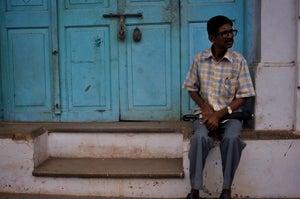 Blue Man India