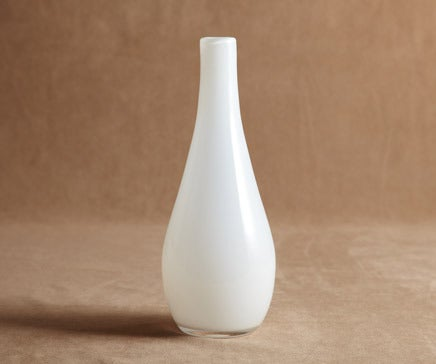 Image of White Vase BC-999