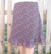 Image of Ruffle Skirt