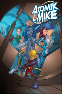 Image of Atomik Mike Volume One