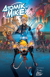 Image of Atomik Mike Volume Two
