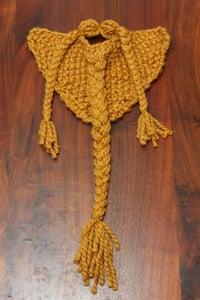 Image of Blonde Knit Beard