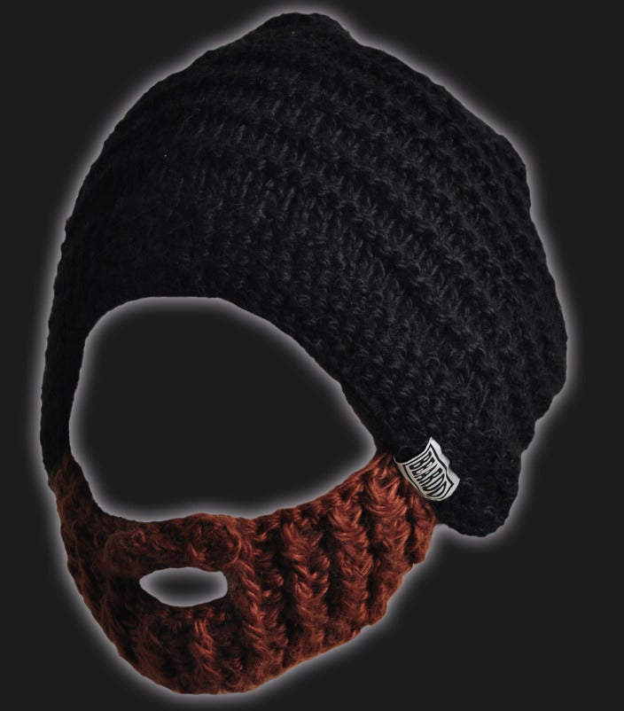 Image of Original Beard Hat (Black)
