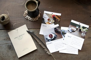 Image of Simply Breakfast 2012 Calendar