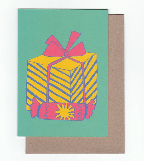 Image of Presents Greeting Card