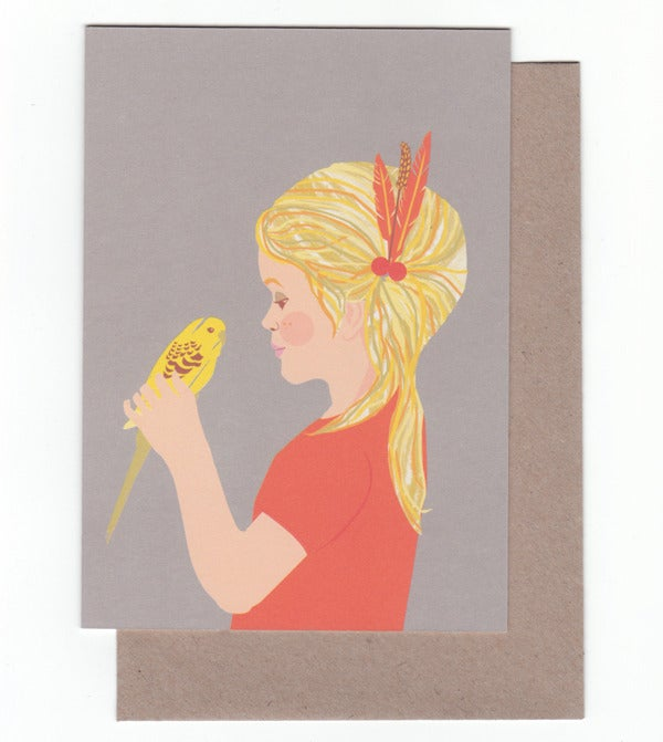 Image of Let's Be Friends Card