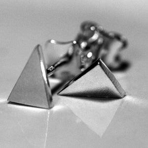 Image of Triangle Studs