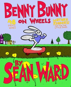 Image of Benny Bunny On Wheels