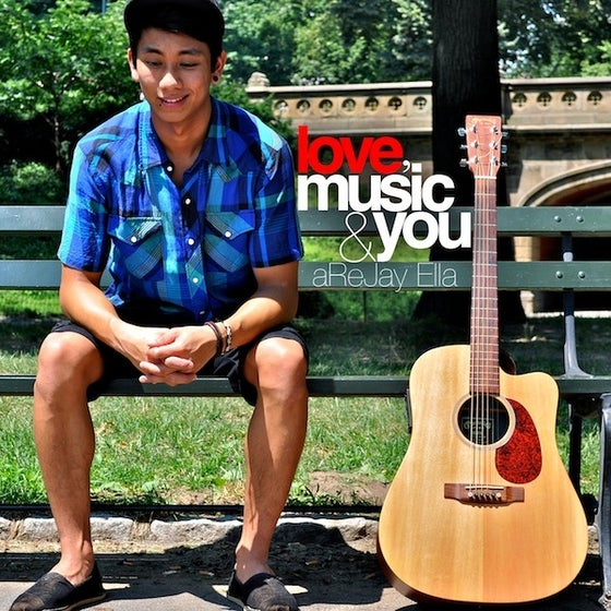 "Image of ""Love, Music & You"" EP"