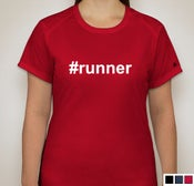 Image of #runner - Women's