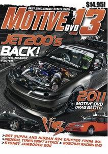 Image of Motive DVD #13