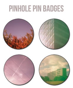 Image of Pinhole Pin Bagdes