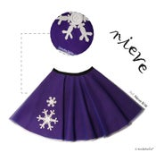 "Image of ""Snow"" (skirt)"