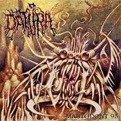 Image of DATURA - Mastodont 95 mCD / fucking kaput 2006(99-02) CD