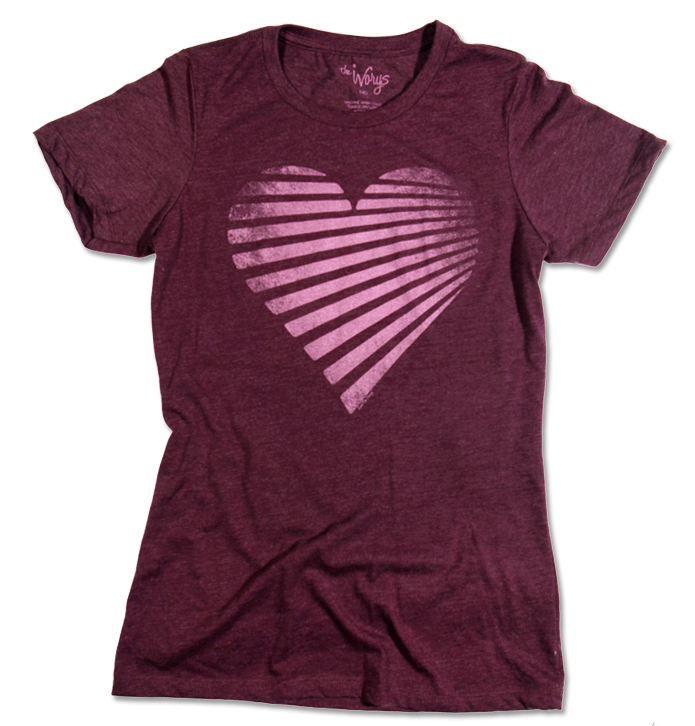 Image of Women's Love Tee