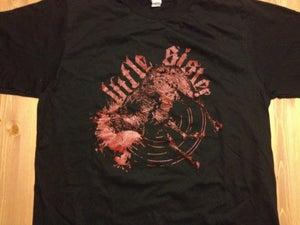 """Image of Little Sister """"Goat"""" Shirt (Black Shirt)"""