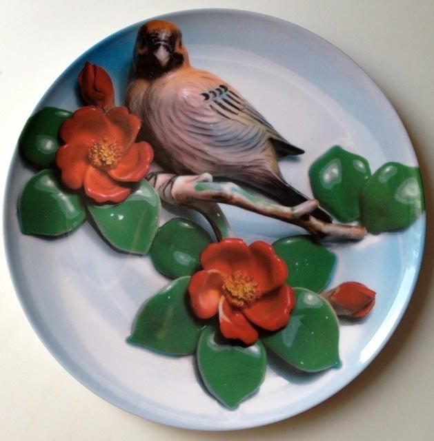 Image of bird plate 2
