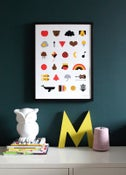 Image of A to Z poster