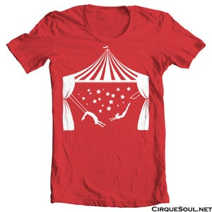 Image of Under the Big Top - Red
