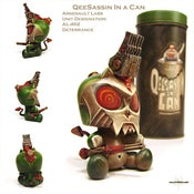 Image of Qeesassin in a can: Toyer (Deterrance)