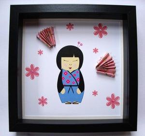 Image of Yasuna Framed
