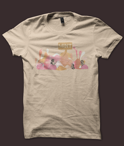 Image of MINT Tee Shirt by Emily Maxwell