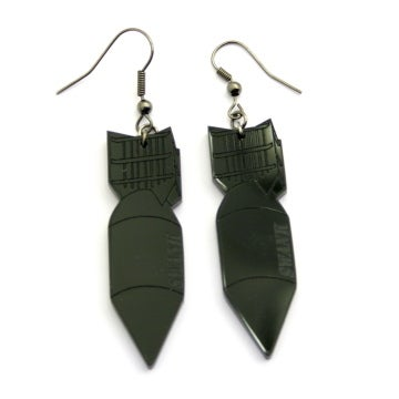 Image of Bomb Earrings