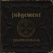 "Image of Judgement ""Draped in Black"" EP CD"