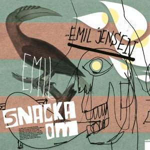 Image of Emil Jensen - Snacka om (CD Digipack Audio book)