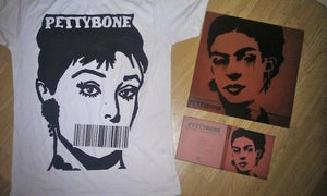 Image of Vinyl, CD and t-shirt bundle - free shipping with UK