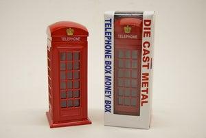 Image of Die Cast Telephone Money Box