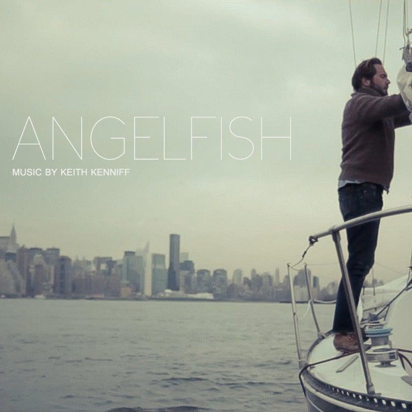 Image of Keith Kenniff   Angelfish