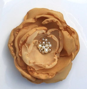 Image of Antique Gold Flower