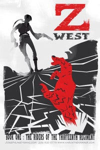 Image of Z WEST Book 1 (Fall SALE)