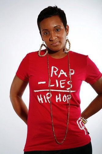 Image of RAP - LIES = HIP HOP | Women's