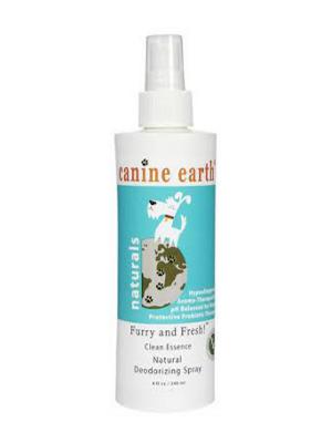 Image of Canine Earth Furry and Fresh! Deodorizing Spray