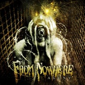 Image of FROM NOWHERE - Agony CD