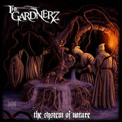 Image of THE GARDNERZ - The System Of Nature DIGIPACK CD