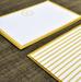 Image of Geometric Note Set