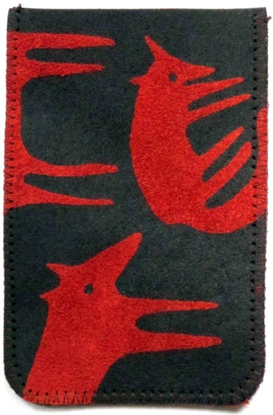 Image of Red Fox Card Holder