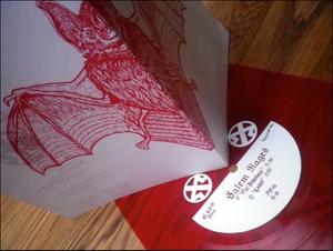 Image of SALEM RAGES 'OUR HALLOWEEN' FLEXI DISC
