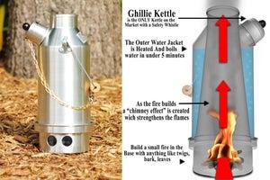 Image of Ghillie Kettle .5 liter - Maverick