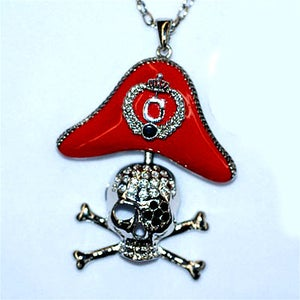 Image of Pinup Pirate Necklace