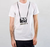 Image of Camera Can't Lie - Tourist Tee