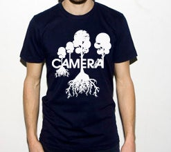 Image of Camera Can't Lie - Navy Tree Tee