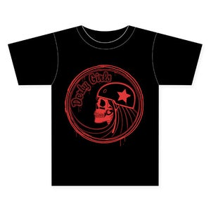 Image of Halloween Skull - Black T-Shirt