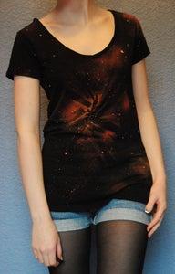 Image of Galaxy Print Tee