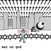 Image of War On God - EP CD