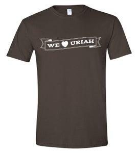 Image of We Love Uriah Tee