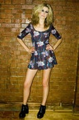 Image of DOROTHY FLARE DRESS PAISLEY